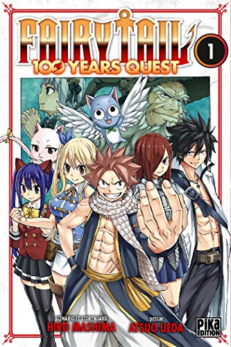 Fairy tail T. 1